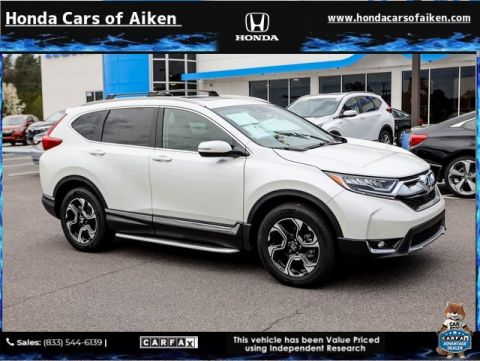 Certified Pre-Owned 2018 Honda CR-V Touring AWD 4D Sport Utility