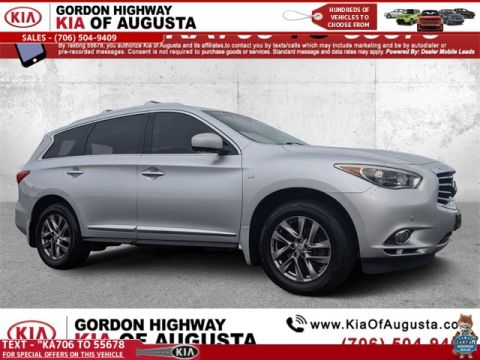 Pre-Owned 2014 INFINITI QX60 Base AWD 4D Sport Utility